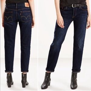 Levi's • 501 CT Indigo Trail Relaxed Jeans